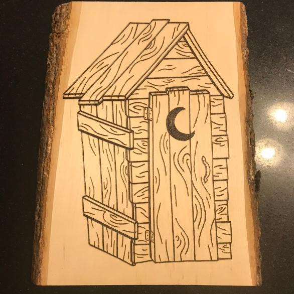 Outhouse 1