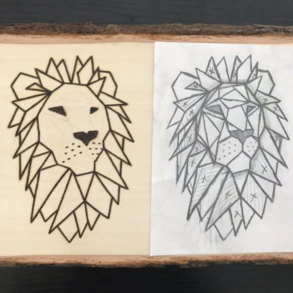 Bold as a Lion 4